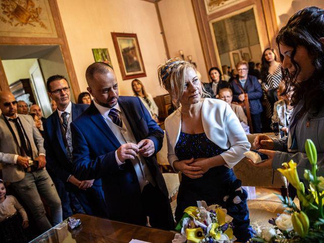 Il matrimonio di Fabio e Cristina a Robecco sul Naviglio, Milano 101