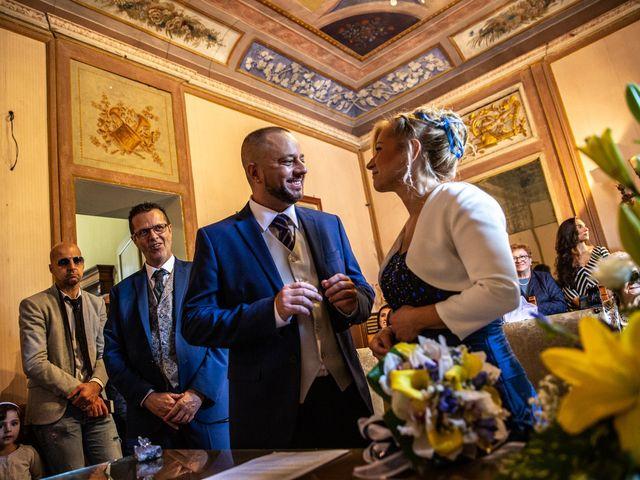 Il matrimonio di Fabio e Cristina a Robecco sul Naviglio, Milano 102