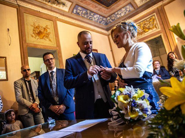 Il matrimonio di Fabio e Cristina a Robecco sul Naviglio, Milano 103