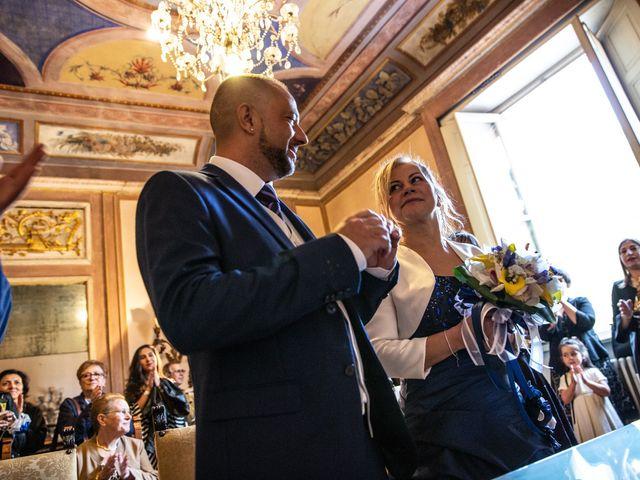 Il matrimonio di Fabio e Cristina a Robecco sul Naviglio, Milano 105