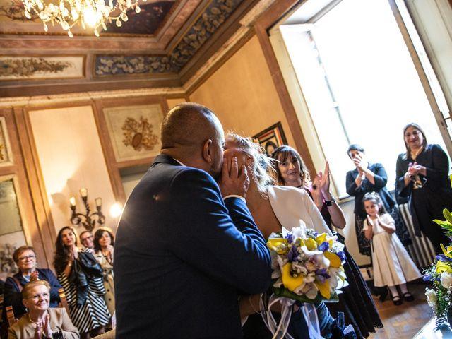Il matrimonio di Fabio e Cristina a Robecco sul Naviglio, Milano 106