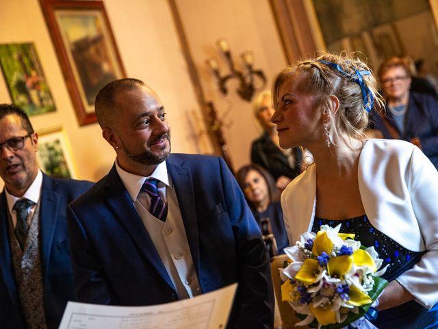 Il matrimonio di Fabio e Cristina a Robecco sul Naviglio, Milano 108