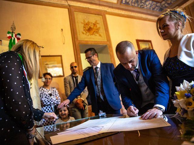 Il matrimonio di Fabio e Cristina a Robecco sul Naviglio, Milano 109