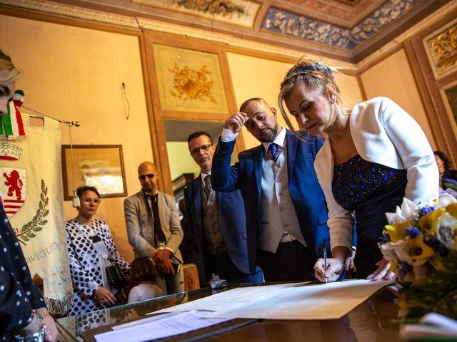 Il matrimonio di Fabio e Cristina a Robecco sul Naviglio, Milano 110