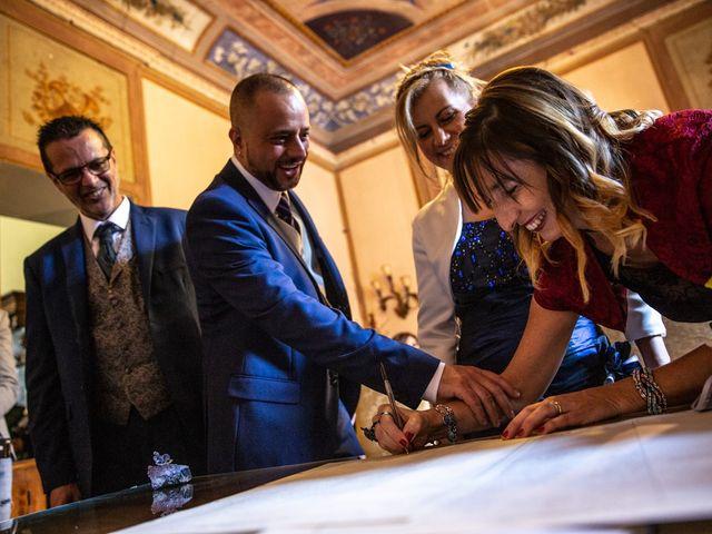 Il matrimonio di Fabio e Cristina a Robecco sul Naviglio, Milano 112