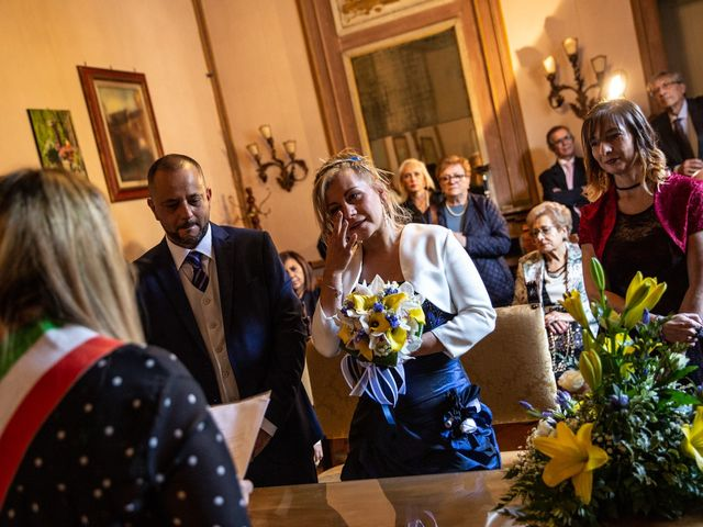 Il matrimonio di Fabio e Cristina a Robecco sul Naviglio, Milano 116