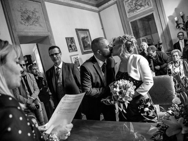 Il matrimonio di Fabio e Cristina a Robecco sul Naviglio, Milano 117