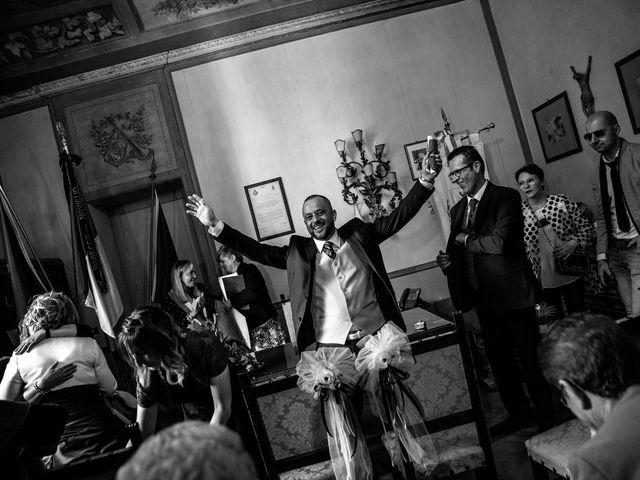 Il matrimonio di Fabio e Cristina a Robecco sul Naviglio, Milano 120