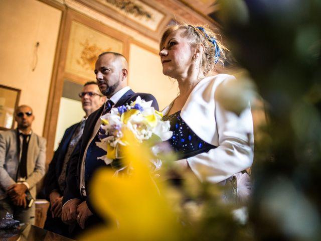 Il matrimonio di Fabio e Cristina a Robecco sul Naviglio, Milano 129