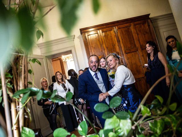 Il matrimonio di Fabio e Cristina a Robecco sul Naviglio, Milano 130
