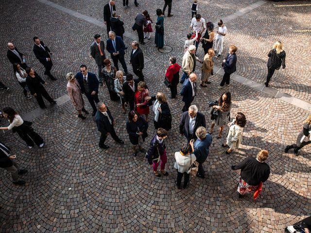 Il matrimonio di Fabio e Cristina a Robecco sul Naviglio, Milano 132