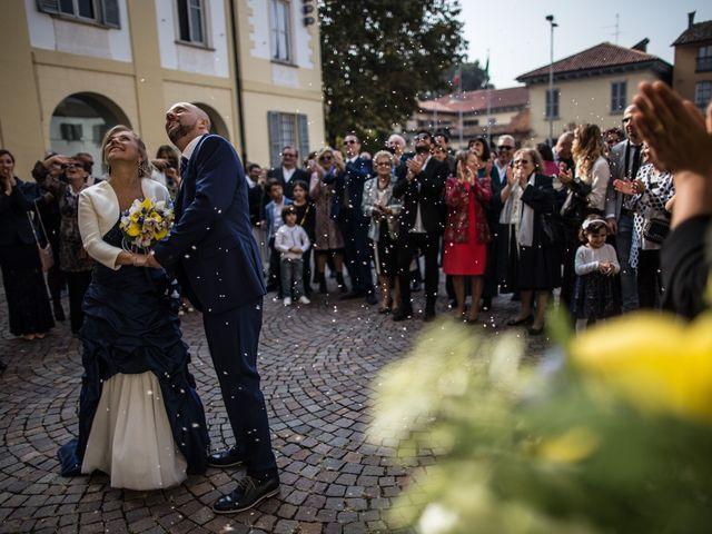 Il matrimonio di Fabio e Cristina a Robecco sul Naviglio, Milano 134