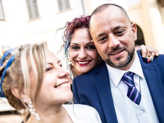 Il matrimonio di Fabio e Cristina a Robecco sul Naviglio, Milano 140