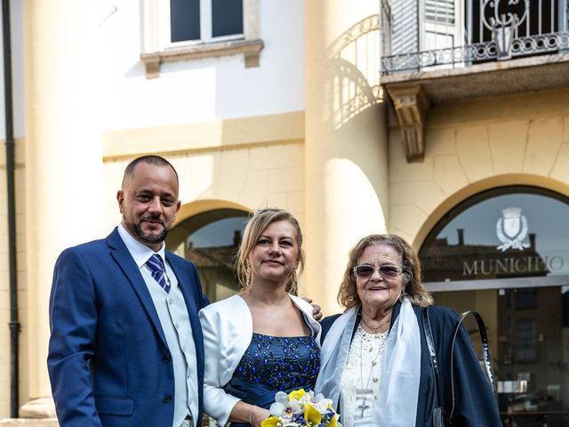 Il matrimonio di Fabio e Cristina a Robecco sul Naviglio, Milano 147