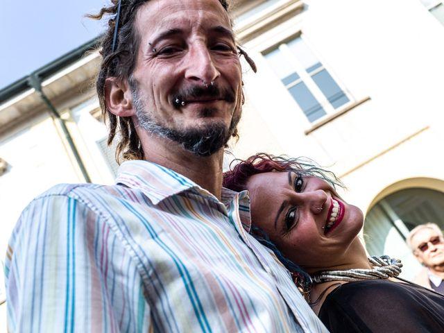 Il matrimonio di Fabio e Cristina a Robecco sul Naviglio, Milano 148