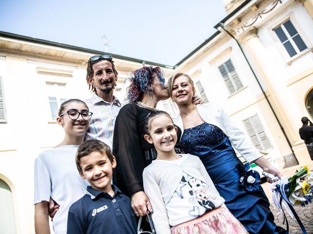 Il matrimonio di Fabio e Cristina a Robecco sul Naviglio, Milano 155