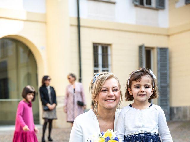 Il matrimonio di Fabio e Cristina a Robecco sul Naviglio, Milano 156