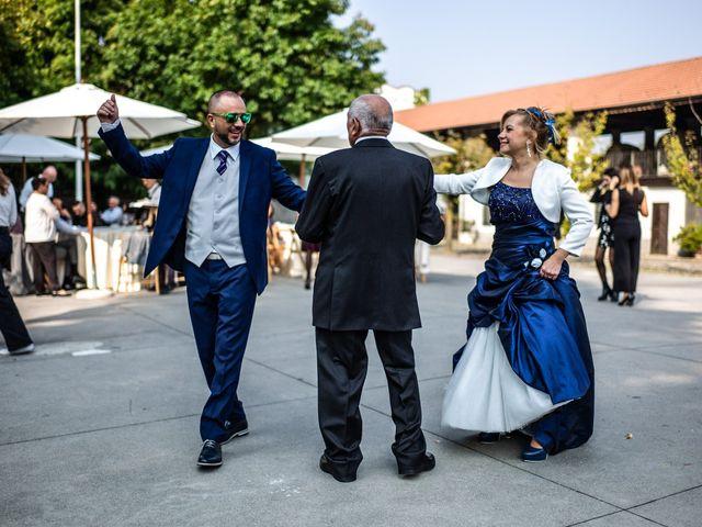 Il matrimonio di Fabio e Cristina a Robecco sul Naviglio, Milano 183