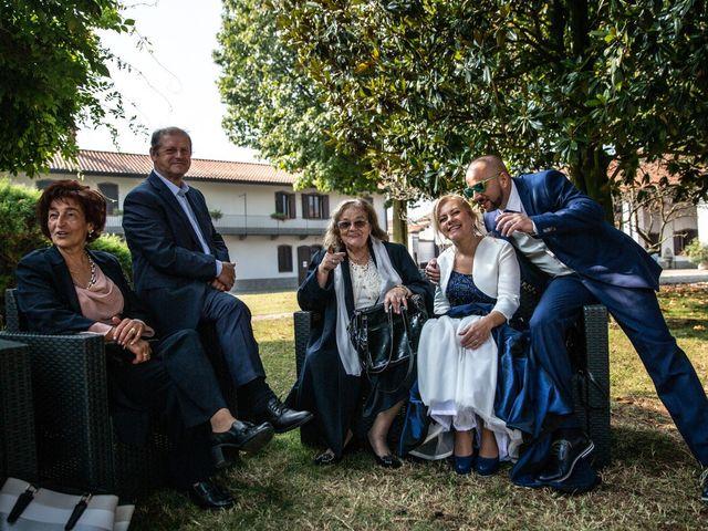 Il matrimonio di Fabio e Cristina a Robecco sul Naviglio, Milano 190