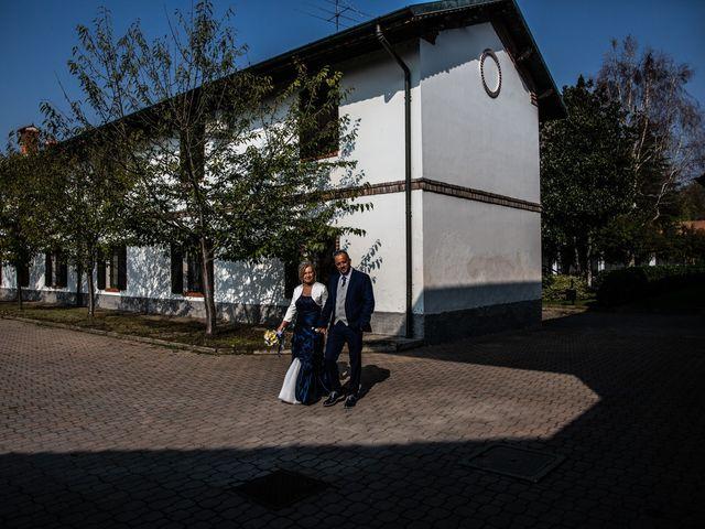 Il matrimonio di Fabio e Cristina a Robecco sul Naviglio, Milano 192