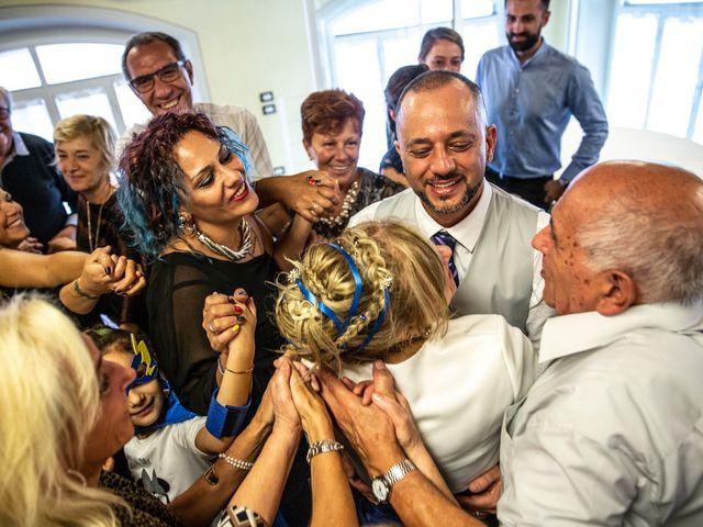 Il matrimonio di Fabio e Cristina a Robecco sul Naviglio, Milano 215