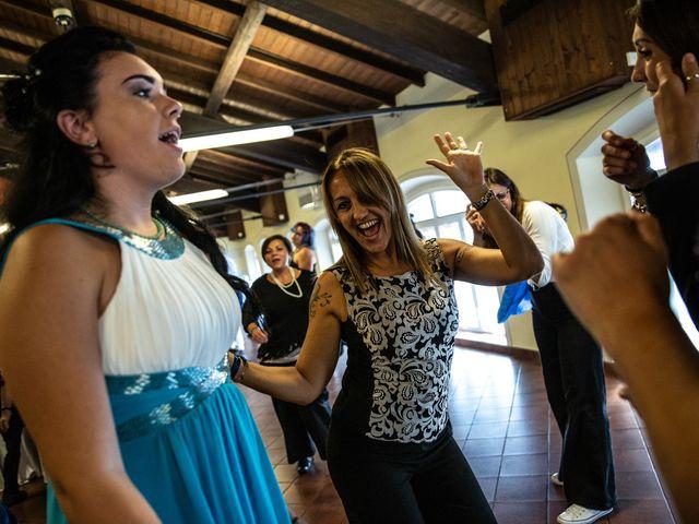 Il matrimonio di Fabio e Cristina a Robecco sul Naviglio, Milano 217