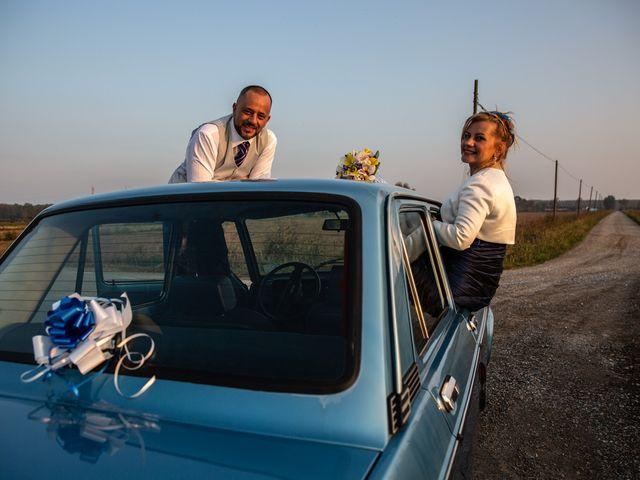 Il matrimonio di Fabio e Cristina a Robecco sul Naviglio, Milano 240