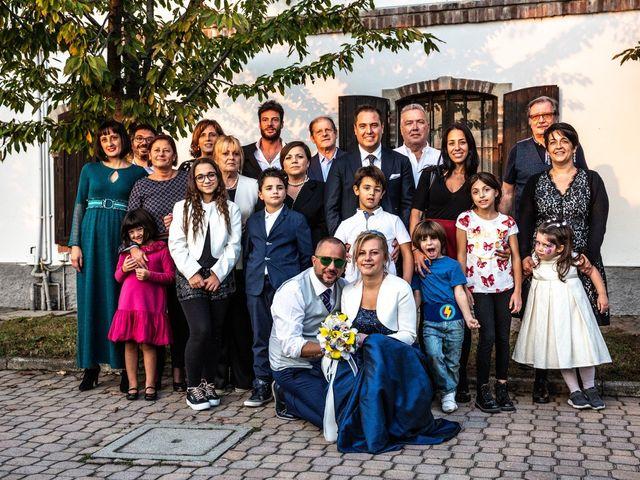 Il matrimonio di Fabio e Cristina a Robecco sul Naviglio, Milano 245