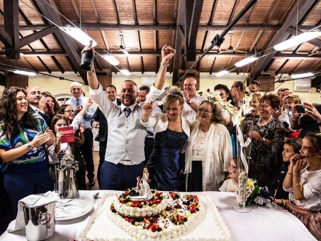 Il matrimonio di Fabio e Cristina a Robecco sul Naviglio, Milano 253
