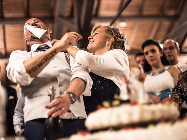 Il matrimonio di Fabio e Cristina a Robecco sul Naviglio, Milano 254