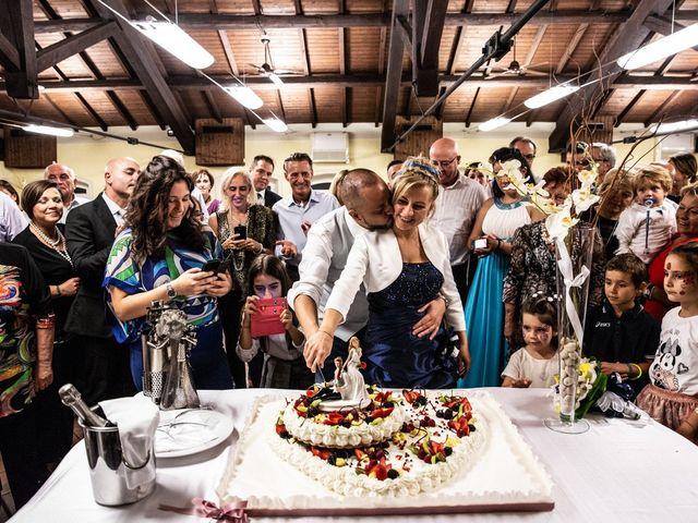 Il matrimonio di Fabio e Cristina a Robecco sul Naviglio, Milano 255