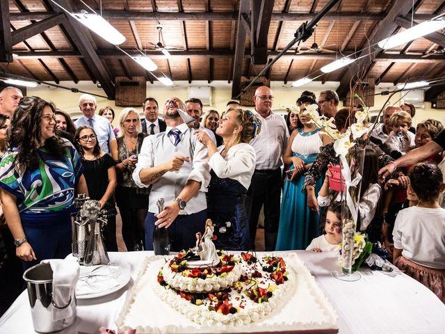 Il matrimonio di Fabio e Cristina a Robecco sul Naviglio, Milano 256