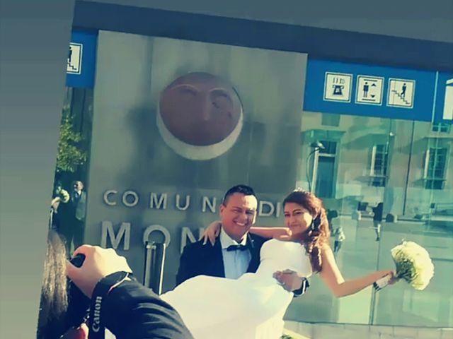 Il matrimonio di Mateo Burgos  e Joselyn Martinez  a Monza, Monza e Brianza 1