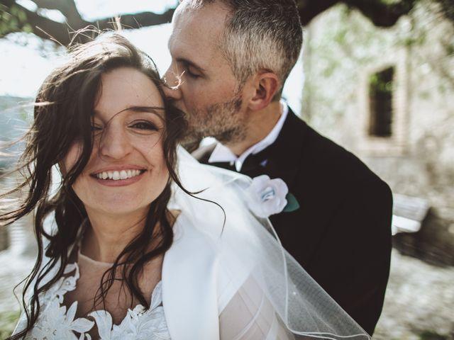 le nozze di Silvana e Davide