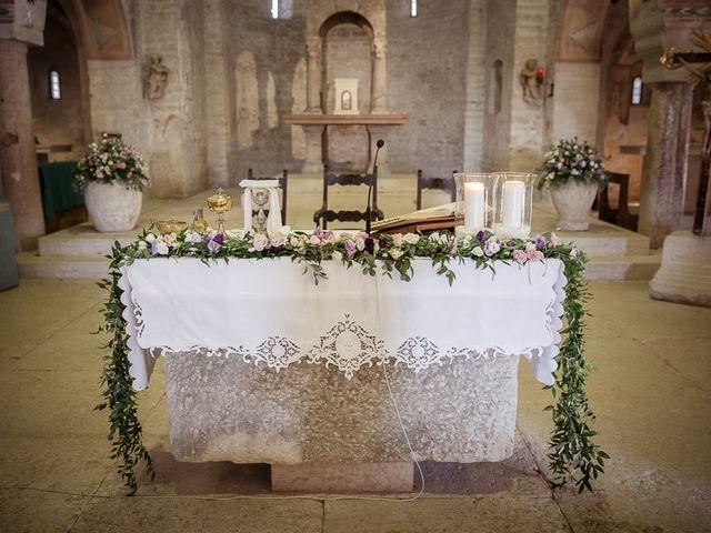 Il matrimonio di Edoardo e Chiara a Sant'Ambrogio di Valpolicella, Verona 15