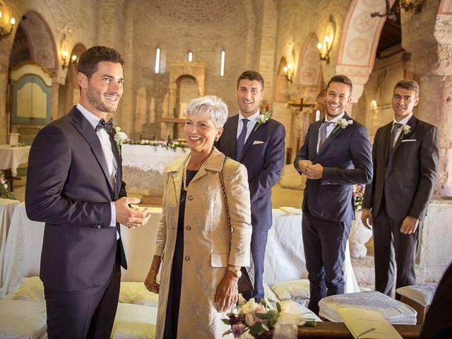 Il matrimonio di Edoardo e Chiara a Sant'Ambrogio di Valpolicella, Verona 17