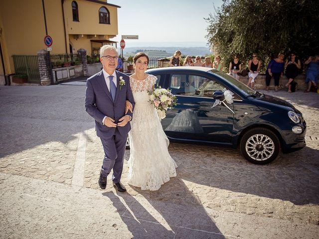 Il matrimonio di Edoardo e Chiara a Sant'Ambrogio di Valpolicella, Verona 22