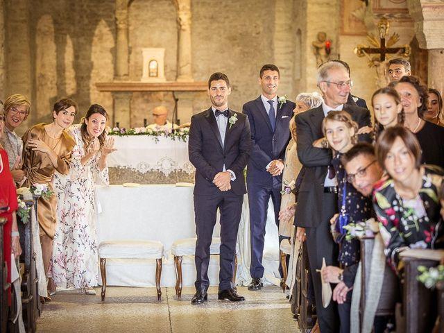 Il matrimonio di Edoardo e Chiara a Sant'Ambrogio di Valpolicella, Verona 23