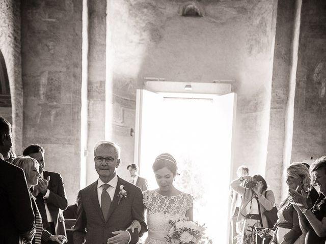 Il matrimonio di Edoardo e Chiara a Sant'Ambrogio di Valpolicella, Verona 26