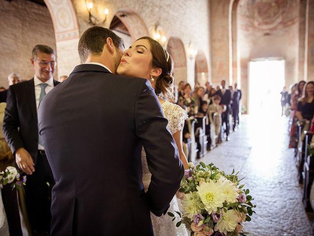 Il matrimonio di Edoardo e Chiara a Sant'Ambrogio di Valpolicella, Verona 27