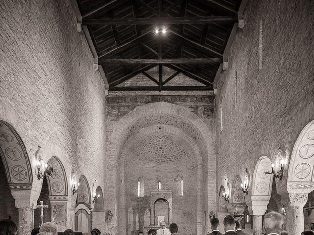 Il matrimonio di Edoardo e Chiara a Sant'Ambrogio di Valpolicella, Verona 33