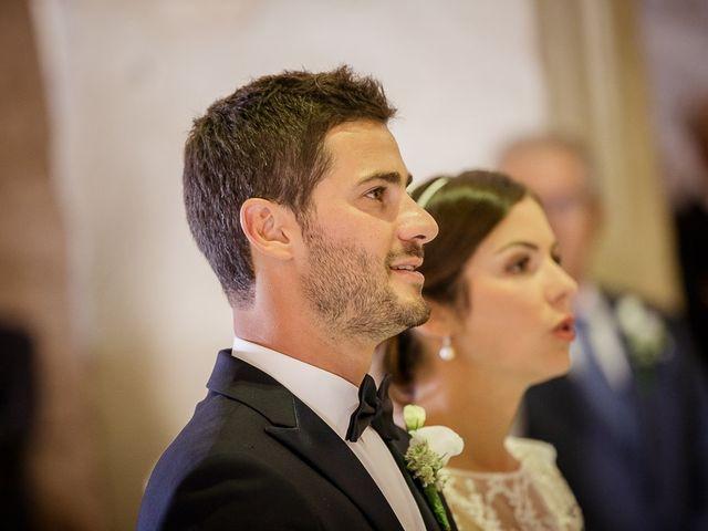 Il matrimonio di Edoardo e Chiara a Sant'Ambrogio di Valpolicella, Verona 35