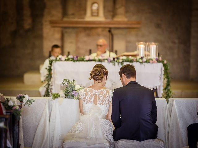 Il matrimonio di Edoardo e Chiara a Sant'Ambrogio di Valpolicella, Verona 38