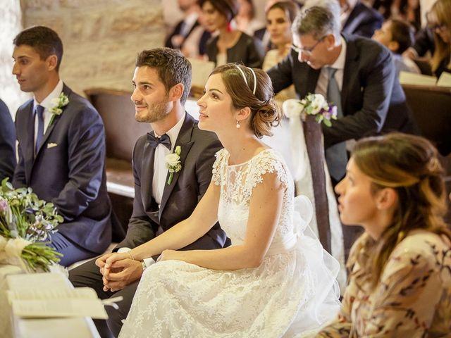 Il matrimonio di Edoardo e Chiara a Sant'Ambrogio di Valpolicella, Verona 41