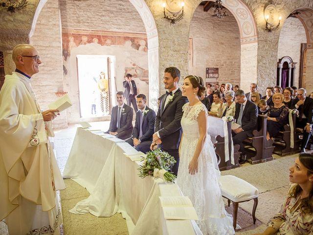 Il matrimonio di Edoardo e Chiara a Sant'Ambrogio di Valpolicella, Verona 42