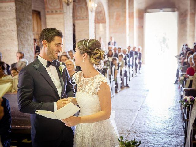 Il matrimonio di Edoardo e Chiara a Sant'Ambrogio di Valpolicella, Verona 43