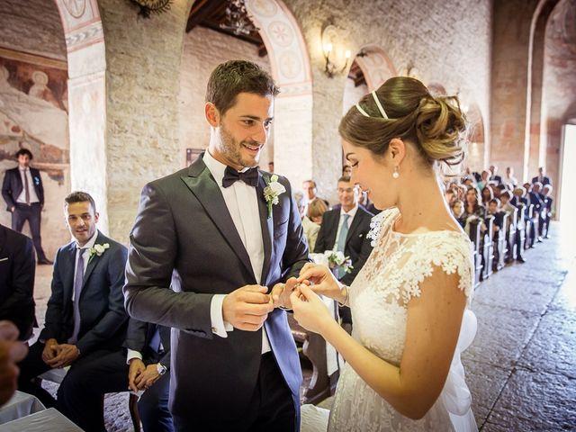 Il matrimonio di Edoardo e Chiara a Sant'Ambrogio di Valpolicella, Verona 47