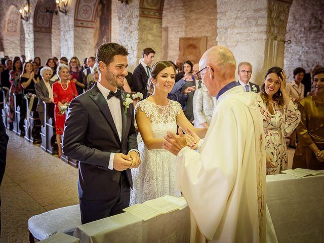 Il matrimonio di Edoardo e Chiara a Sant'Ambrogio di Valpolicella, Verona 53