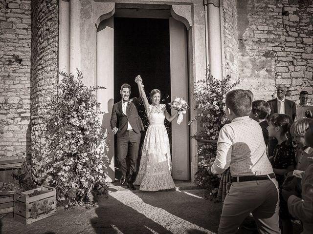 Il matrimonio di Edoardo e Chiara a Sant'Ambrogio di Valpolicella, Verona 56