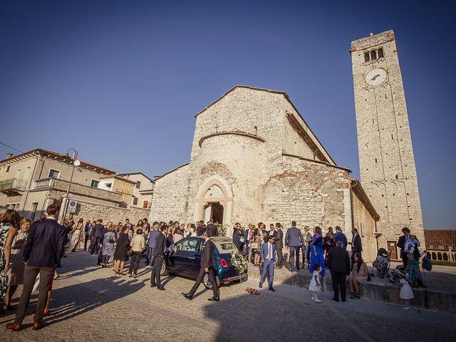 Il matrimonio di Edoardo e Chiara a Sant'Ambrogio di Valpolicella, Verona 59